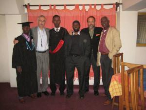Bursary students
